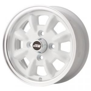 5 x 12 - Pack Jante Minilight - Couleurs au choix-Austin Mini