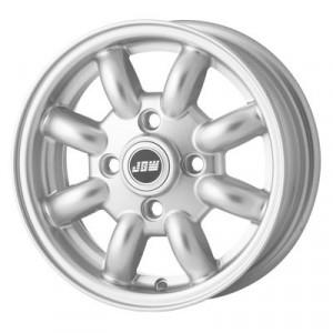 4.5 x 12 - Pack Jante Minilight Rover-Austin Mini
