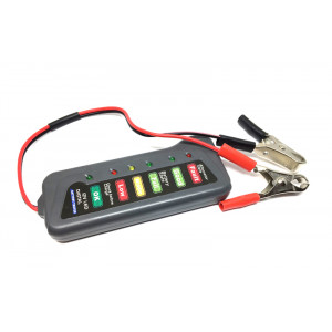Testeur de batterie,et alternateur MINI-austin-mini