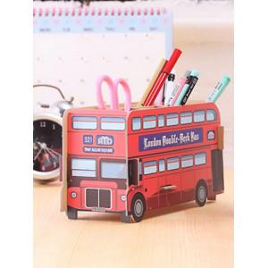 Bus Londonien pot à crayon-mg-mgb