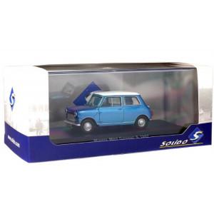 1/43 morris Mini Cooper S 1967 bleue-austin-mini