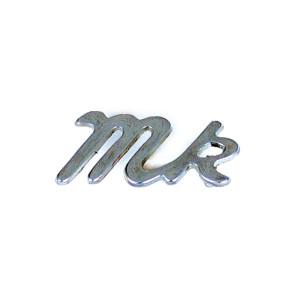 Badge malle arrière - MINI - ''mk''-Austin Mini