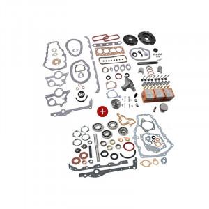KM2B - Kit révision moteur/boîte 998 cc A+,verto avec pistons