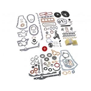 KM1B - Kit révision moteur/boîte 998 cc A+ verto avec segments