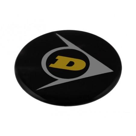 Autocollant centre de roue 50mm Dunlop