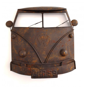 Combi VW Rust Face-austin-mini