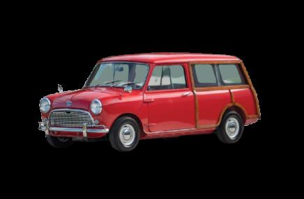 Mini Countryman -Austin Mini - The Little Car Shop
