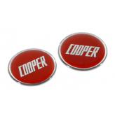 TLCS : Autocollants rond 42 mm Pièces Détachées Austin Mini de 1959 à 2000