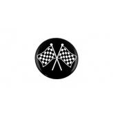 TLCS : Autocollants rond 27 mm Pièces Détachées Austin Mini de 1959 à 2000