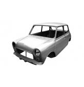 TLCS : Caisse complète Pièces Détachées Austin Mini de 1959 à 2000