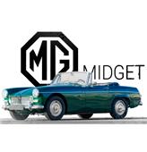 TLCS : MG Midget / Sprite Pièces Détachées MG
