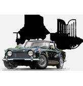 TLCS : Pièces détachées Triumph TR-5