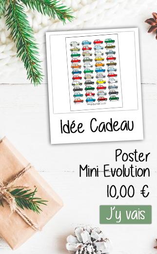 Noel 2019 - Idée Poster Mini Evolution