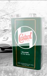 Bidon huile Castrol 20w50